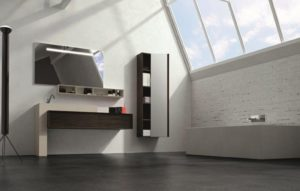 Salle de Bain Moderne Esprit Cuisines Saint-Lô