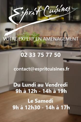 Contact Esprit Cuisines Saint-Lô